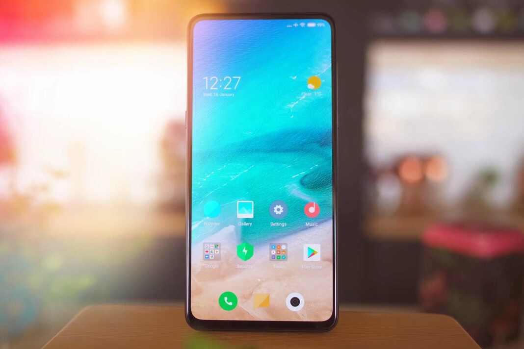 Xiaomi Mi Mix 4 «уничтожил» Samsung Galaxy S10